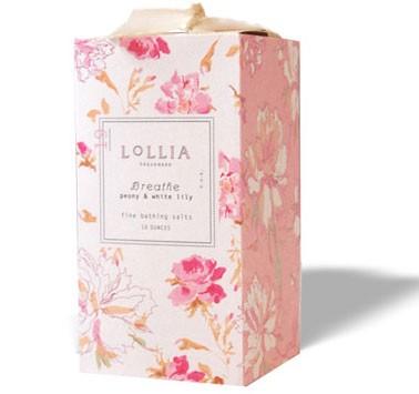 BREATHE Fine Bath Salts by Lollia
