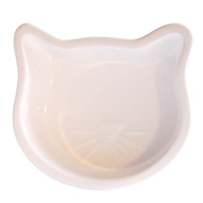 Cat Face Food Bowl by O.R.E.