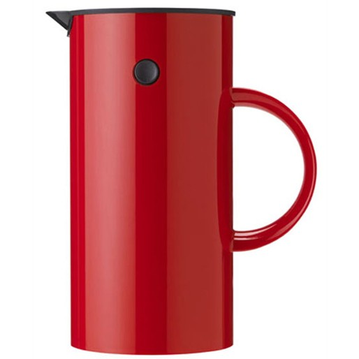 Stelton Press Coffee Maker - Red