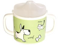 Furry Friends Sippy Cup by O.R.E
