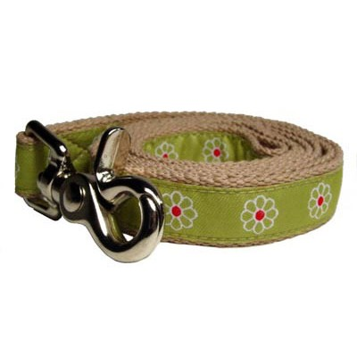 Green Flower Lead - Small