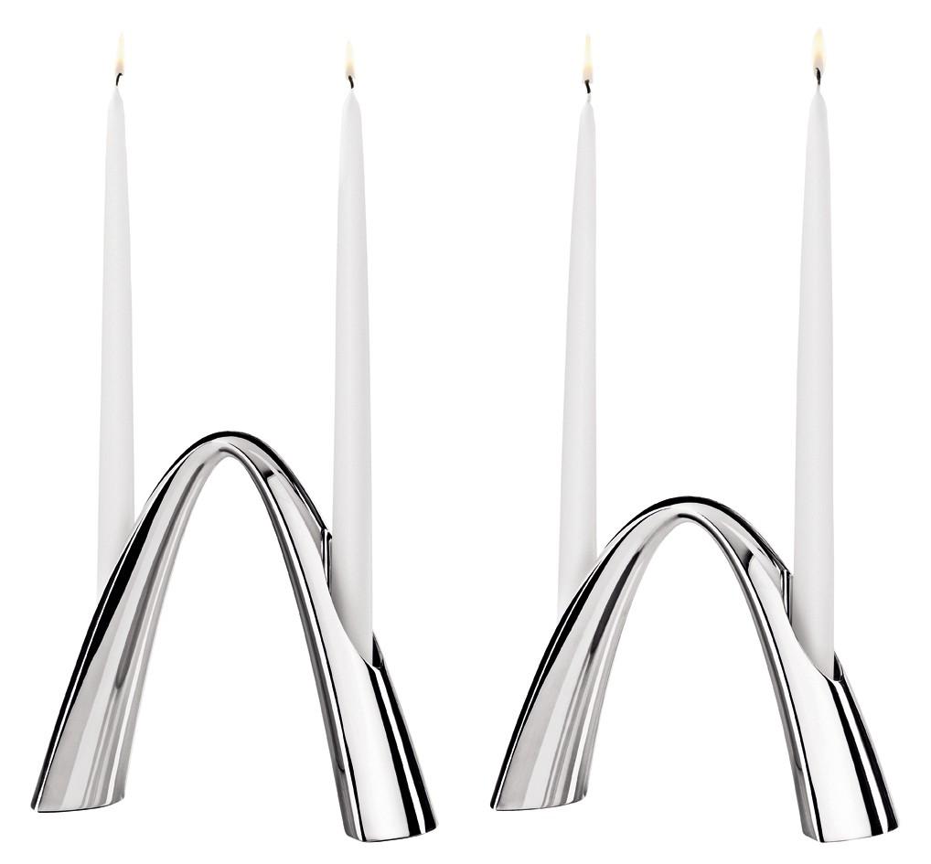 Stelton Twilight Candle Holder - Large