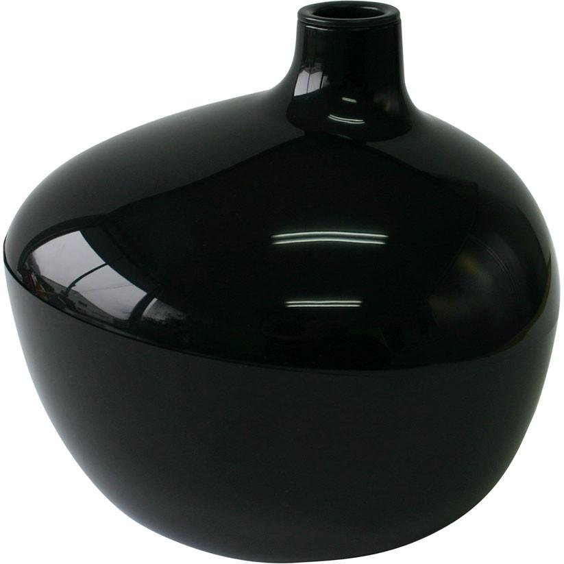 Vertu de Vase - Black Multi Organizer with Vase