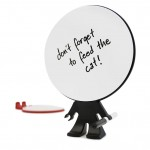 J-ME Big Head Memo Pad - Black