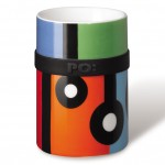 Block Ring Thermo Mug