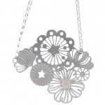 CAMELLIA Necklace by Polli
