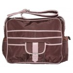 Kalencom Stroller Diaper Bag - Choc. Pink