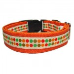 Dotty Ribbon Collar - Small