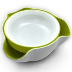 Double Dish - White by Joseph Joseph