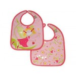 Fairy 2-Pk Bib Set