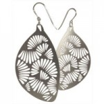 FAN Earrings by Polli