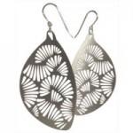 FAN Earrings by Polli
