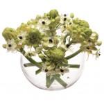 Hudson Sphere Vase by Chive