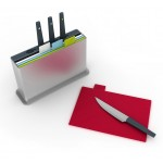 Index Plus Chopping Board Set by Joseph Joseph