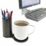 J-ME Jot Desk Coaster Black