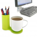 J-ME Jot Desk Coaster Green