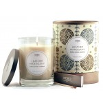 Leather Mahogany by KOBO Candles