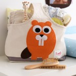 Beaver Organic Canvas Storage Caddy