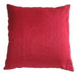 Manhattan Pleated Silk Pillow