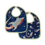 Outerspace 2-Pk Bib Set by O.R.E.