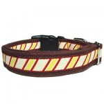Repp Stripe Collar - Small