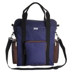 Trooper AC Tote Bag - Blue Brown