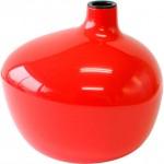 Vertu de Vase - Red Multi Organizer with Vase